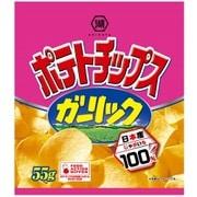 ポテトチップス ガーリック 55g