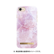 IDFCS17-I7-52 [iPhone SE(第2世代)/8/7/6s/6 4.7インチ用 FASHION CASE 17S S PILION PINK MARBLE]
