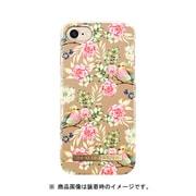IDFCS17-I7-65 [iPhone SE(第2世代)/8/7/6s/6 4.7インチ用 FASHION CASE 17-18A W CHAMPAGNE BIRDS]