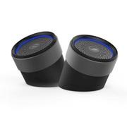 QCY-BOX1 BLACK [Bluetoothスピーカー]