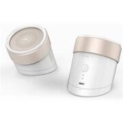 QCY-BOX1 WHITE [Bluetoothスピーカー]