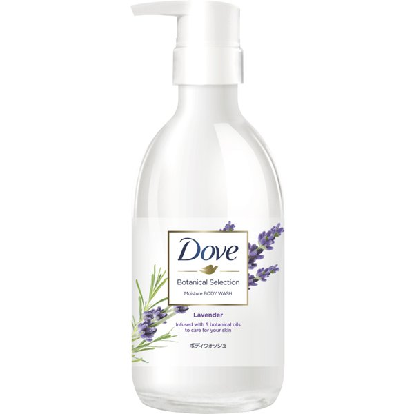 Dove(ダヴ) ボディウォッシュ ボタニカルセレクション ラベンダー 本体 500g [ボディソープ]