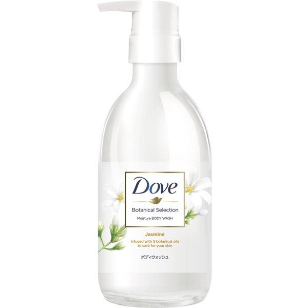 Dove(ダヴ) ボディウォッシュ ボタニカルセレクション ジャスミン 本体 500g [ボディソープ]