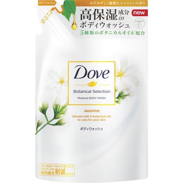 Dove(ダヴ) ボディウォッシュ ボタニカルセレクション ジャスミン 詰替 360g [ボディソープ]