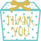 moovinカード GIFTBOX Thank You