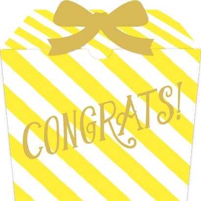 moovinカード GIFTBOX Congrats