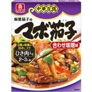 中華百選 マボ茄子 合わせ味噌味 90g