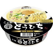 京都らぁ麺とうひち監修鶏白湯らぁ麺 116g