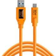 CUC3215-ORG [TetherPro USB 3.0 to USB-C 4.6m オレンジ]