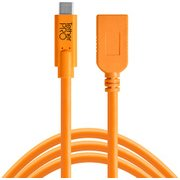 CUCA415-ORG [TetherPro USB-C to USB Female Adapter (extender). 4.6m オレンジ]
