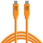 CUC15-ORG [TetherPro USB-C to USB-C 4.6m オレンジ]