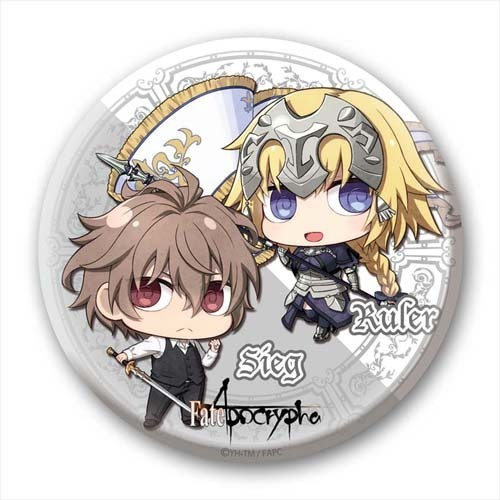 Fate/Apocrypha 缶バッチ100 A [100mm]