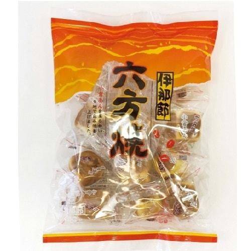 六方焼 230g [半生菓子]