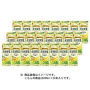充実野菜 バナナミックス 200ml×24