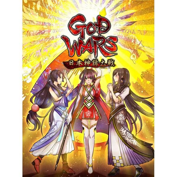 GOD WARS 日本神話大戦 [PS4ソフト]