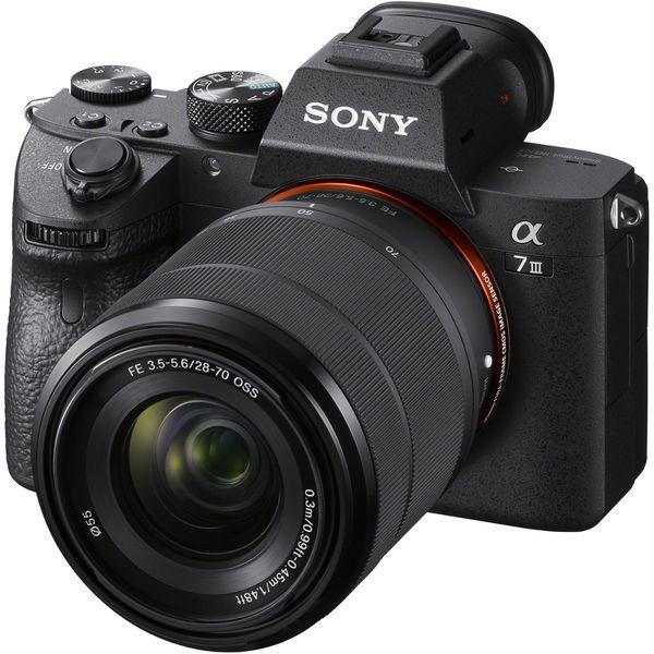 ILCE-7M3K [α7 III (アルファ7 III) レンズキット ボディ+交換レンズ「FE 28-70mm F3.5-5.6 OSS」 35mmフルサイズ]