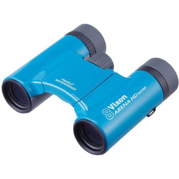 アリーナ HD8×21WP ブルー [双眼鏡 8倍 21mm]