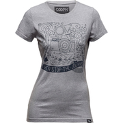 T-Shirt THE JOURNEY FEMALE XL [Tシャツ]