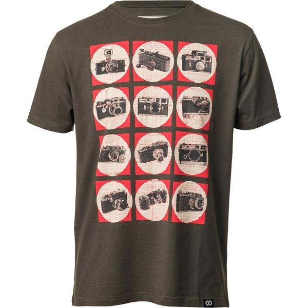 T-Shirt CAMCHART S [Tシャツ]