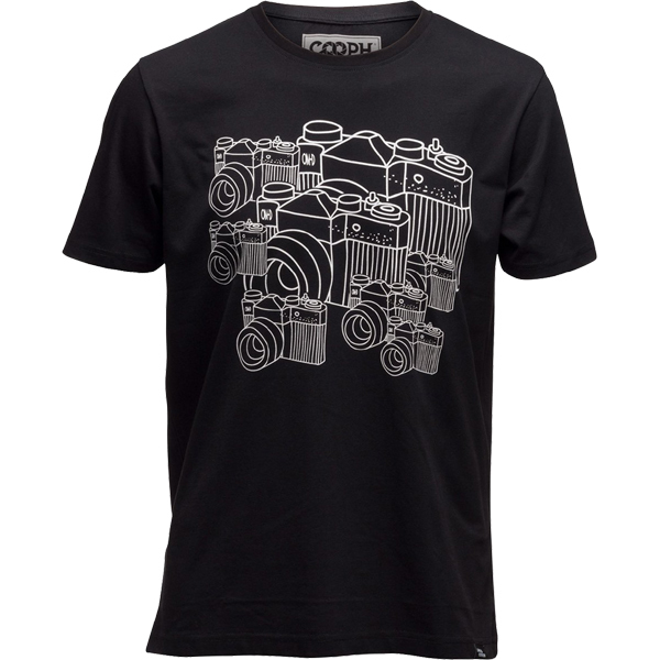 T-Shirt MULTIPLE OMD XL [Tシャツ]
