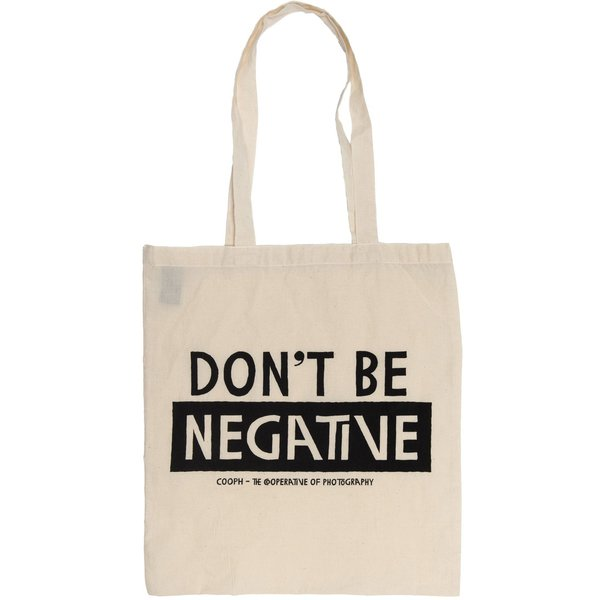 Canvas Bag DON'T BE [キャンバストートバッグ]