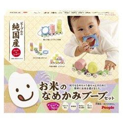 KM-024 お米のなめかみブーブセット [知育玩具]