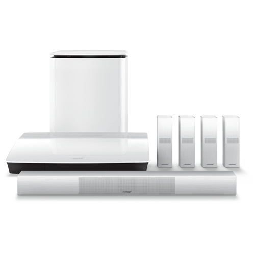 Lifestyle 650 home entertainment system WH [ホームエンターテイメントシステム 5.1ch ホワイト]