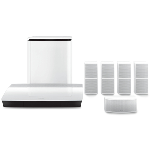 Lifestyle 600 home entertainment system WH [ホームエンターテイメントシステム 5.1ch ホワイト]