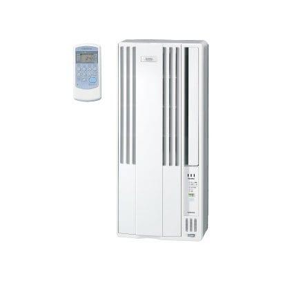 CW-FA1618 WS [ウインドエアコン 冷房専用 50Hz:4~6畳/60Hz:4.5~7畳 単相100V対応 シェルホワイト]