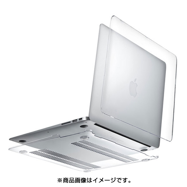 IN-CMACA1301CL [MacBook Airハードシェルカバー]