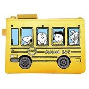 スヌーピー NUU-Small スクールバス [H9.5×W14×D2cm]