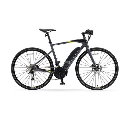 PW70AECL8J [電動アシスト自転車 2018 YPJ-EC(L) 700C 13.3Ah 36V マットダークグレー]