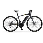 PW70AECM8J [電動アシスト自転車 2018 YPJ-EC(M) 700C 13.3Ah 36V マットダークグレー]