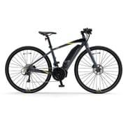 PW70AECS8J [電動アシスト自転車 2018 YPJ-EC(S) 700C 13.3Ah 36V マットダークグレー]