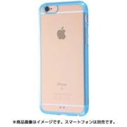INA-P6CC2/TA [iPhone 6/6s ケース タフクリア / ブルー]