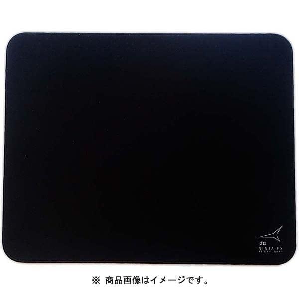 FX-ZR-SF-S [マウスパッド ゲーミング用 零 FX SOFT -S ブラック]