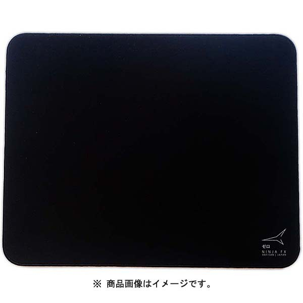 FX-ZR-XS-L [マウスパッド ゲーミング用 零 FX XSOFT -L ブラック]
