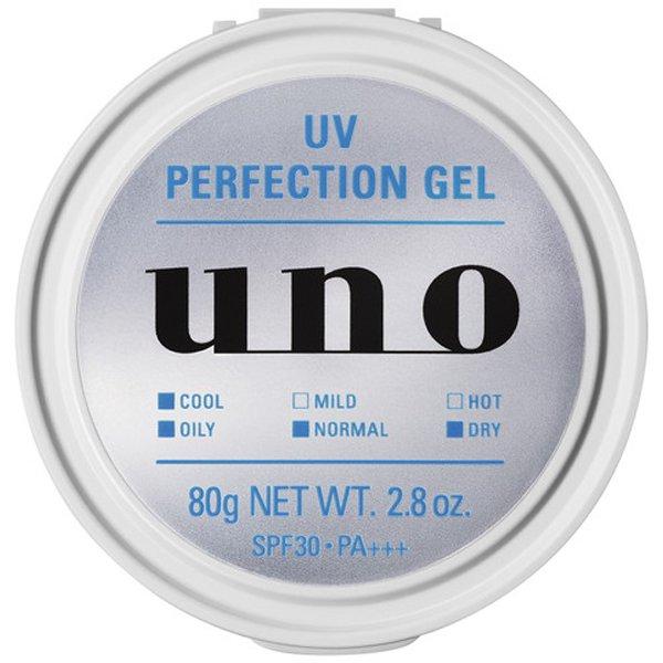 ウーノ UVパーフェクションジェル 80g SPF30/PA+++ [フェイスクリーム]