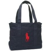 RAS10065 Camino Tote Navy/Red [トートバッグ]