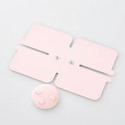 HCM-P011G3XPN [コードレス低周波治療器 エクリア リフリー 本体(1個入り) ワイドパッド1枚入り ピンク]