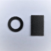 VFE-1016(S) [ヘッドシェル用 振動吸収アイテム ソフトタイプ]