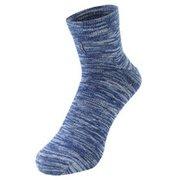 アクアチタンソックス アースモデル ショート ブルー 25~27cm