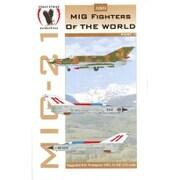 EP32033 MiG-21 MIGファイター Part.2 [1/32 デカール]