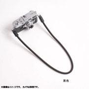 DCS-005301 [カメラストラップ 125cm 黒(黒革)]