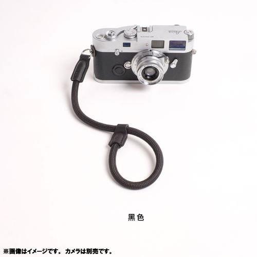 DWS-00101 [ハンドストラップ 黒(黒革)]