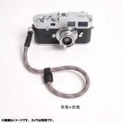 DWS-00111 [ハンドストラップ グレー/白]