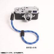 DWS-00116 [ハンドストラップ ブルー/白]