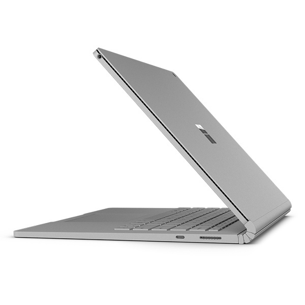 HNN-00034 [Surface(サーフェス) Book 2 13.5インチ/第8世代 Intel Core i7/メモリ16GB/1TB/dGPU/Nvidia GEFORCE GTX 1050/Office Home & Business 2016/シルバー]
