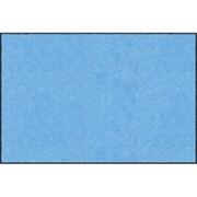 AM00010 [玄関マット スタンダードマットS 45×75cm スカイ・ブルー]