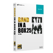 PGBBPBM111 [Band-in-a-Box 25 for Mac BasicPAK]